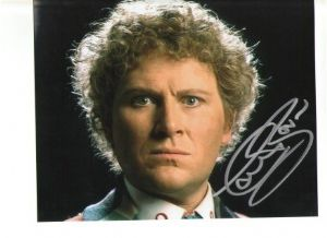 The 6th Doctor Colin Baker